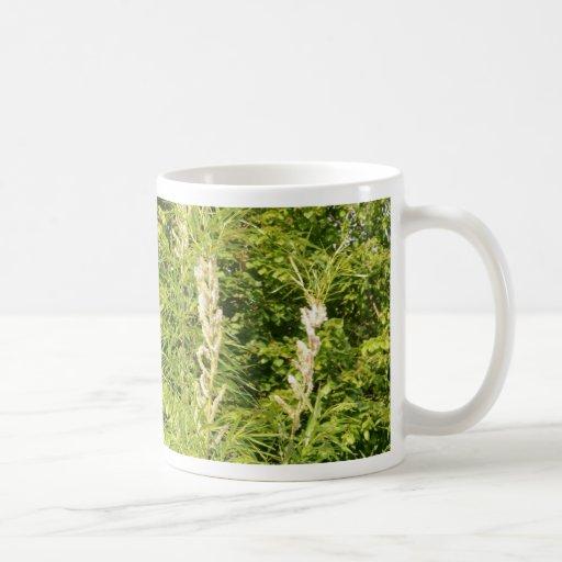Trees And Grasses Mug