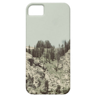 Trees and Hills iPhone 5 Cover