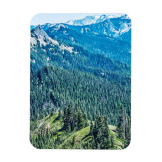 Trees and  Ridges Magnet