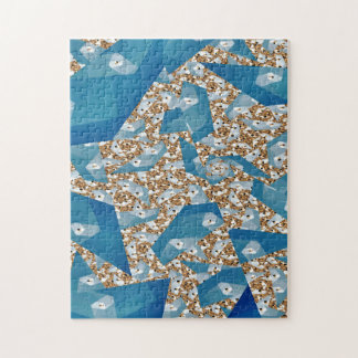 TREES AND SKY JIGSAW PUZZLE