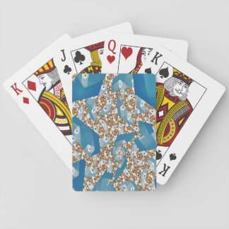 TREES AND SKY PLAYING CARDS