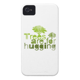 Trees are for hugging Faded.png iPhone 4 Covers