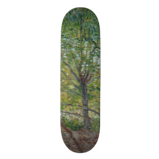 Trees by Vincent Van Gogh 19.7 Cm Skateboard Deck