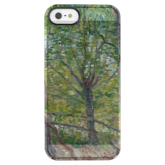 Trees by Vincent Van Gogh Clear iPhone SE/5/5s Case