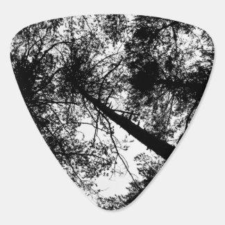 Trees Guitar Pick
