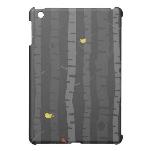 Trees in Fall iPad Mini Cases
