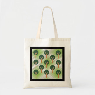 Trees in the Mist Tote Bag
