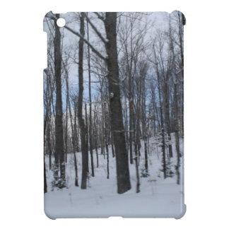 Trees in Winter iPad Mini Cases