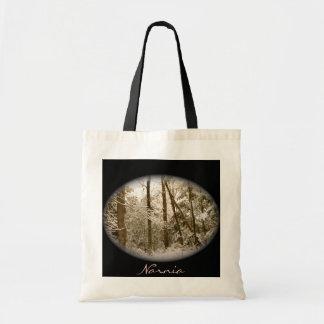 Trees In Winter Tote Bag