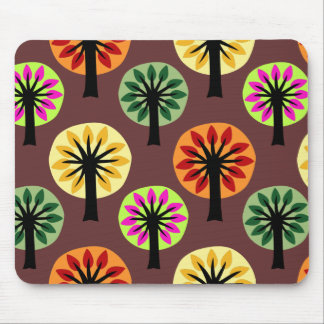 Trees of All Seasons Mouse Pad