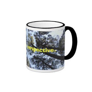 Trees perspective mug