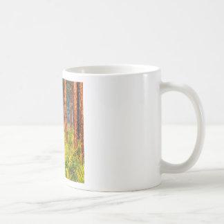 Trees Pines Escape Ranch Florida Coffee Mug