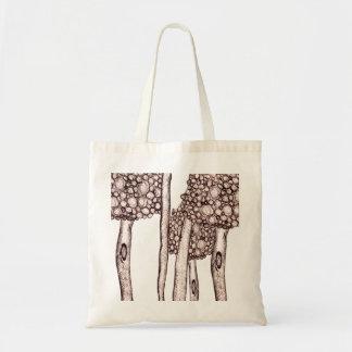 Trees Tote Bags