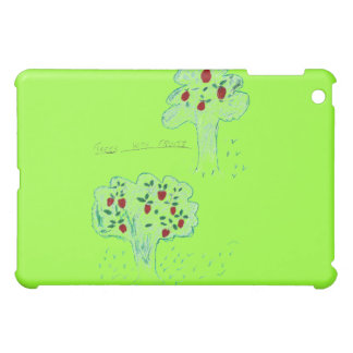 TREES WITH FRUITS iPad MINI CASE