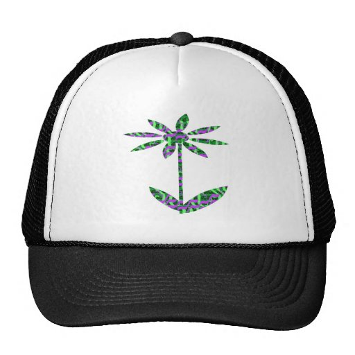 TreeShirts Artisan Tatoo Designs Hat