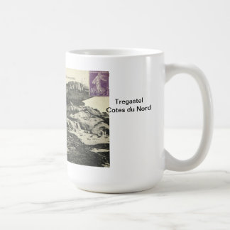 Tregastel Cotes du Nord Mugs