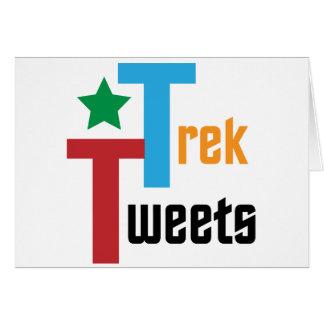 Trek Tweets Card