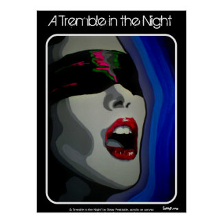 'Tremble in the Night' Poster