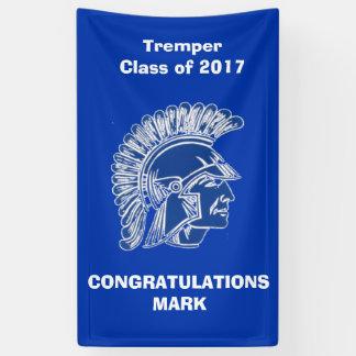 Tremper High School Trojan Banner