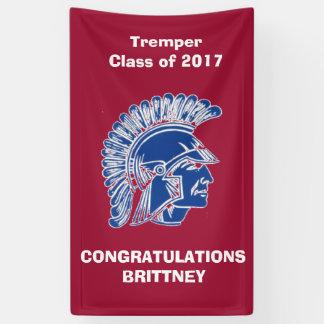 Tremper High School Trojan CUSTOMIZE