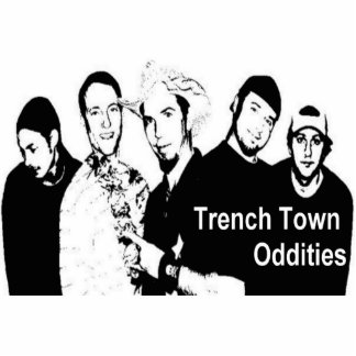 Trench Town Oddities Photo Sculpture