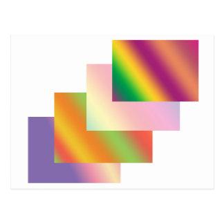 Trend Setter : Wave Stack Art Buy Nouvelle Postcard