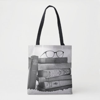 Trend-Setters Book Worm Stylish Designer Tote Bag