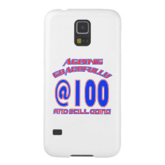 TRENDING 100 YEARS OLD BIRTHDAY DESIGNS GALAXY S5 CASE