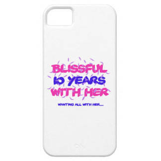 Trending 10th marriage anniversary designs case for the iPhone 5