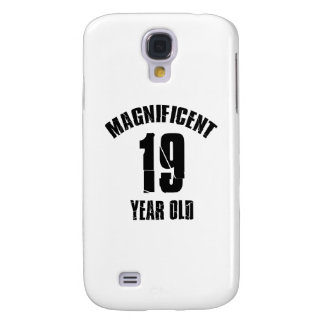 TRENDING 19 YEAR OLD BIRTHDAY DESIGNS GALAXY S4 CASES