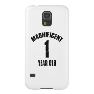 TRENDING 1 YEAR OLD BIRTHDAY DESIGNS CASES FOR GALAXY S5