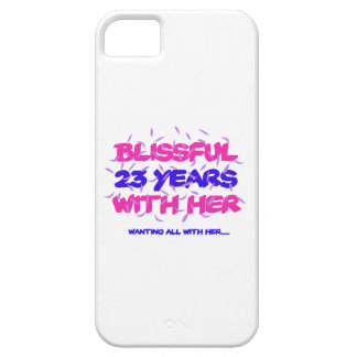Trending 23rd marriage anniversary designs case for the iPhone 5