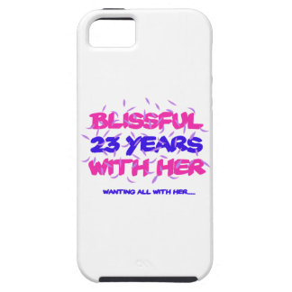 Trending 23rd marriage anniversary designs iPhone 5 cases