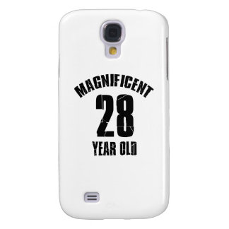 TRENDING 28 YEAR OLD BIRTHDAY DESIGNS GALAXY S4 CASES