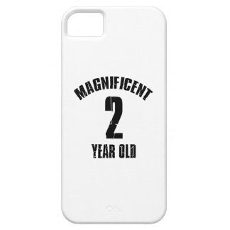 TRENDING 2 YEAR OLD BIRTHDAY DESIGNS CASE FOR THE iPhone 5