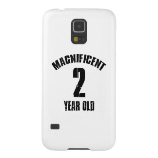 TRENDING 2 YEAR OLD BIRTHDAY DESIGNS GALAXY S5 CASE