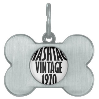 TRENDING 47 YEAR OLD BIRTHDAY DESIGNS PET NAME TAG