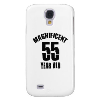 TRENDING 55 YEAR OLD BIRTHDAY DESIGNS GALAXY S4 CASES