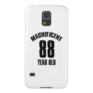TRENDING 88 YEAR OLD BIRTHDAY DESIGNS GALAXY S5 COVERS