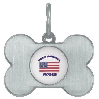 Trending American DESIGNS Pet ID Tag