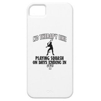 Trending and awesome Squash designs iPhone 5 Case