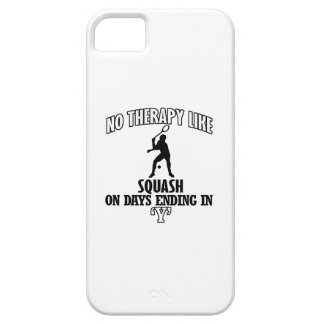 Trending and awesome squash designs iPhone 5 cover