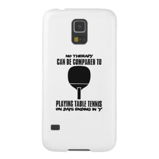 Trending and awesome Table Tennis designs Galaxy S5 Case