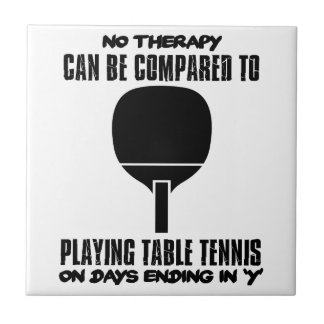 Trending and awesome Table Tennis designs Tile