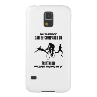 Trending and awesome TRIATHLON designs Galaxy S5 Case