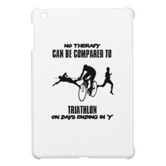 Trending and awesome TRIATHLON designs iPad Mini Case