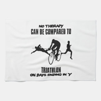 Trending and awesome TRIATHLON designs Tea Towel