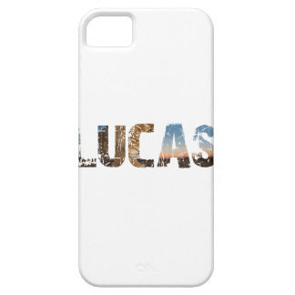 TRENDING and cool Lucas name designs Barely There iPhone 5 Case