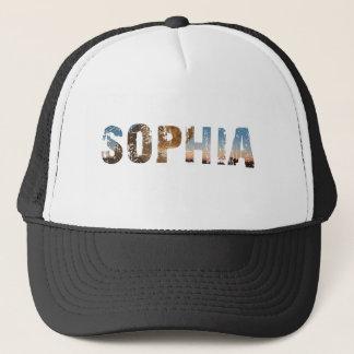 TRENDING and cool Sophia name designs Trucker Hat
