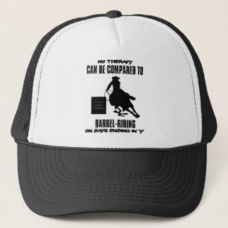 Trending Barrel-riding designs Trucker Hat